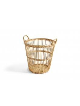 Hay Wicker Basket Natur L-20
