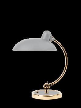FritzHansenKAISERidellBordlampeLightgreybrass-20