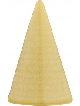 Kähler Glasurtop Lys gul 11 cm.-20
