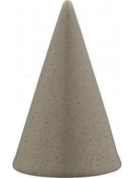 Kähler Glasurtop Nistret grøn 11 cm.-20