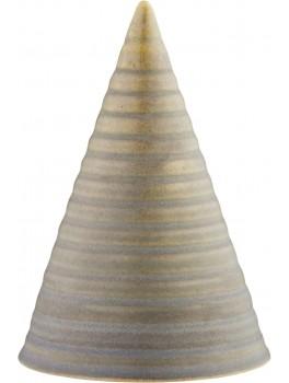 KhlerGlasurtopMatgulbrun15cm-20