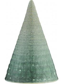 Kähler Glasurtop Grønblå 15 cm.-20