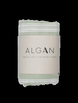 Algan Sade Hamamhåndklæde Oliven-20