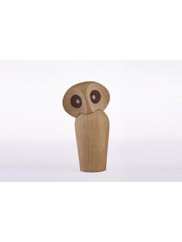 Architectmade Owl lyst træ (Stor)-20