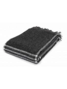 Arctic Uldplaid Decor Black-20