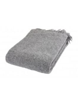 Arctic Uldplaid Melange Grey-20