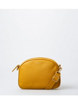 Montana Ystad Saffiano Crossbody Yellow-20