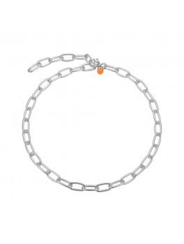 Enamel Copenhagen Armbånd, chain link Sølv-20