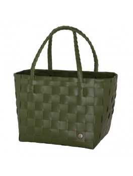 Handed By Paris shopper Hunting Green H27XB31XD24-20