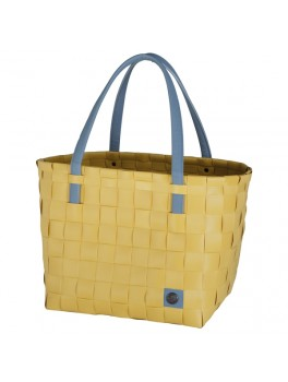 Handed By Color Block shopper Mustard H27XB31XD24-20