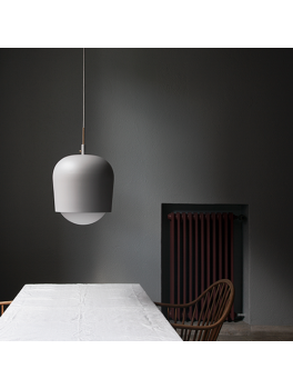 Munk Blind lamp, Soft grey-20