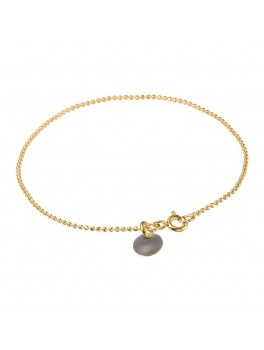Enamel Bracelet, ball chain-20