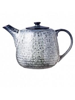 Broste Cph Tepotte Nordic Sea Blå keramik-20