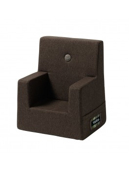 By Klipklap KK Kids Chair (Hazel Brown 31116 w. brown buttons). Varierende levering.-20