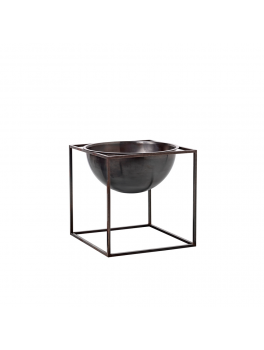 By Lassen Bowl Large Burnished Copper-20