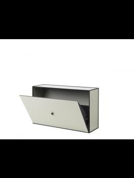 By Lassen Frame Shoe Cabinet (skoskab) støvet grøn ca. 5 dages levering-20