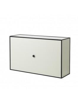 By Lassen Frame Shoe Cabinet (skoskab) lys grå-20