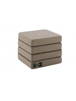 By Klipklap KK 4fold (Warm Grey 20 w. light peach buttons), Varierende levering.-20