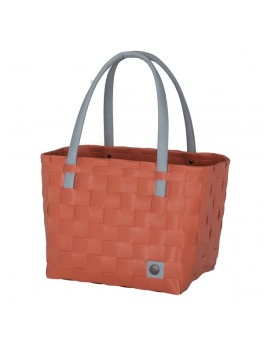 Handed By Color Block shopper Canyon Clay H27XB31XD24-20