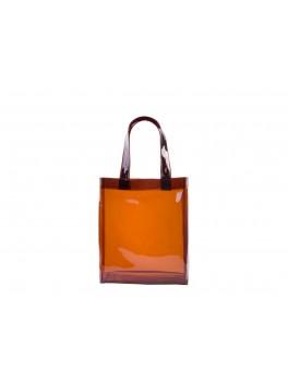Daniel Silfen Celine Shopper Cola brun-20