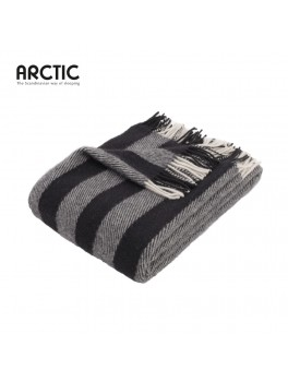 Arctic Uldplaid Cirkus Black-20
