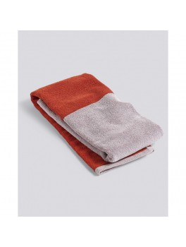 Hay Compose guest towel Red 50x100-20