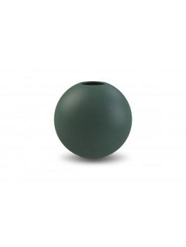 Cooee Ball Vase Mørke grøn-20