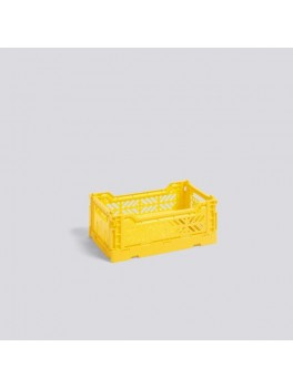 Hay Colour Crate Yellow Small-20