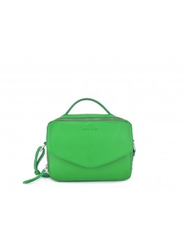 Daniel Silfen Holly Taske Green Leather-20