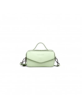 Daniel Silfen Katy skind Lime cream-20