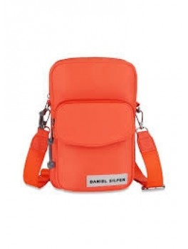 Daniel Silfen Robyn nylon, neon orange-20