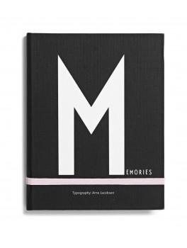 Design Letters - Bog - M for Memories