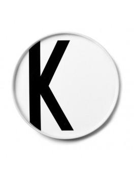 Design Letters - Tallerken middag - K