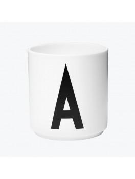 Design Letters Porcelæn krus A-20