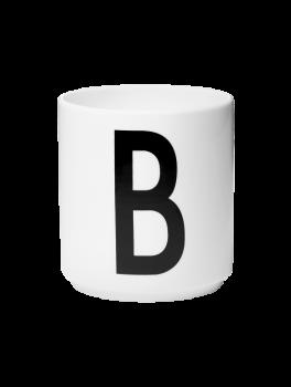 Design Letters Porcelæn krus B-20