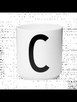 Design Letters Porcelæn krus C-20