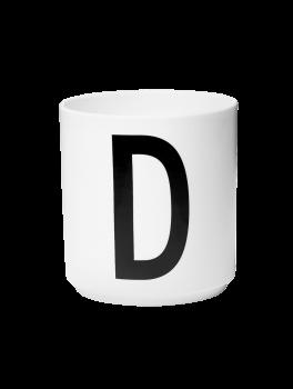 Design Letters Porcelæn krus D-20