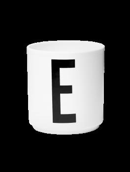 Design Letters Porcelæn krus E-20