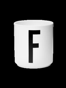 Design Letters Porcelæn krus F-20