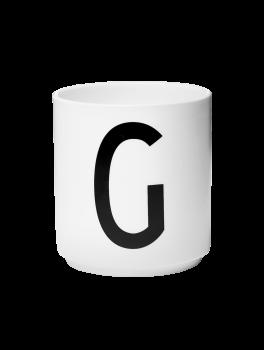 Design Letters Porcelæn krus G-20