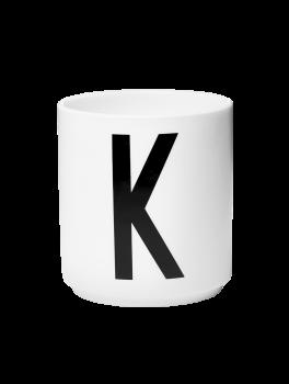 Design Letters Porcelæn krus K-20