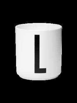 Design Letters Porcelæn krus L-20