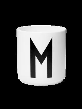 Design Letters Porcelæn krus M-20