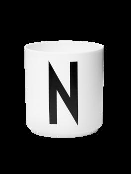 Design Letters Porcelæn krus N-20