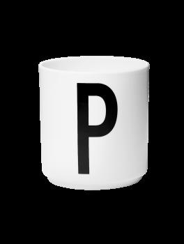 Design Letters Porcelæn krus P-20
