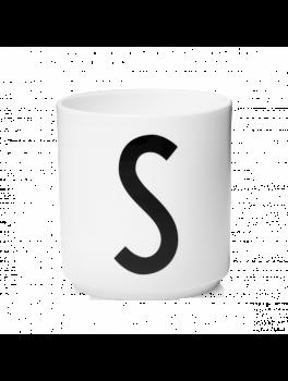 Design Letters Porcelæn krus S-20