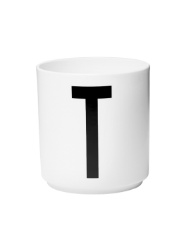 Design Letters Porcelæn krus T-20