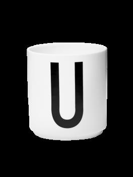 Design Letters Porcelæn krus U-20