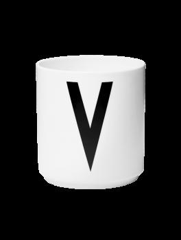 Design Letters Porcelæn krus V-20