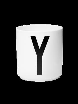 Design Letters Porcelæn krus Y-20